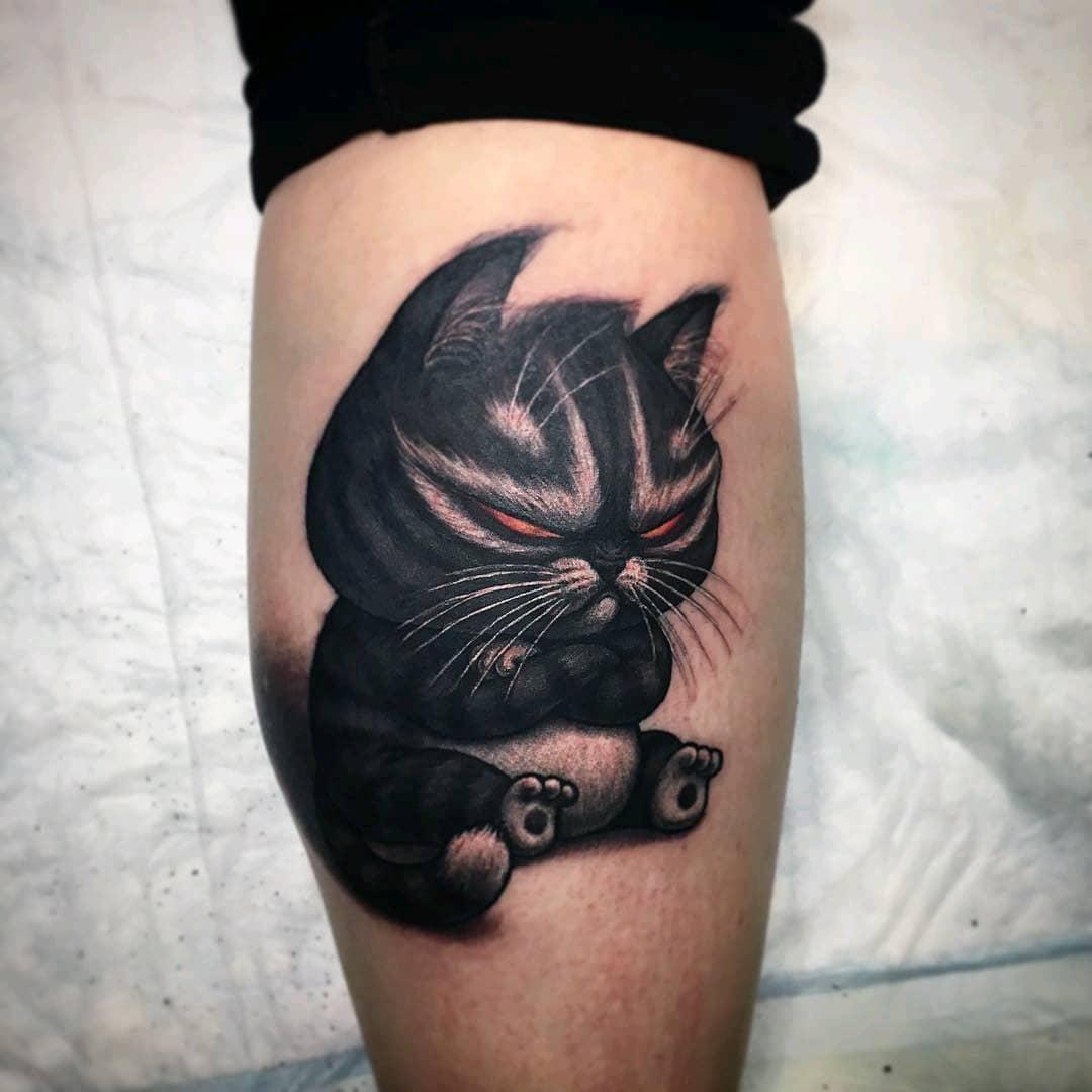 主页 纹身店作品          茅先生小腿玛雅图腾纹身图案 其他相关纹身